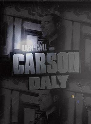 Poster of Last Call with Carson Daly