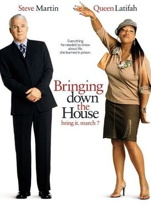 Poster of Bringing Down the House