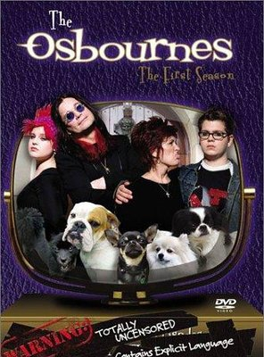 Poster of The Osbournes