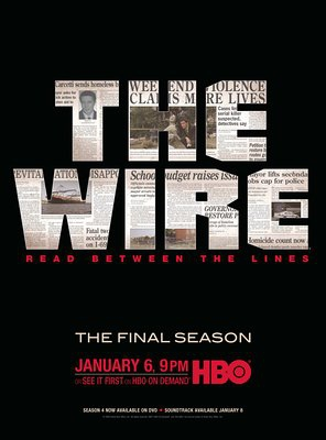 Poster of The Wire