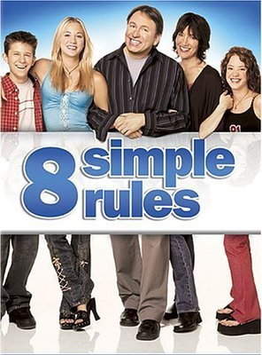 Poster of 8 Simple Rules