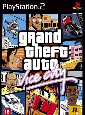 Poster of Grand Theft Auto: Vice City