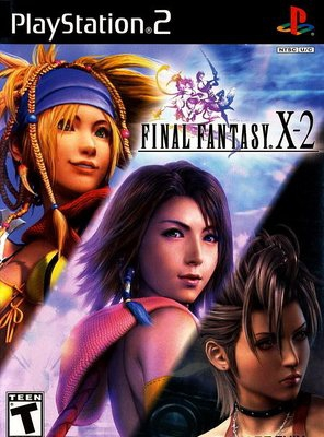 Poster of Final Fantasy X-2