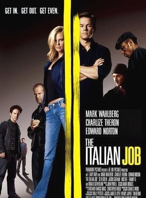 Poster of The Italian Job