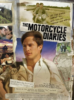 Poster of The Motorcycle Diaries