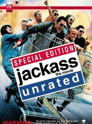 Poster of Jackass: The Movie