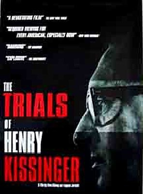 Poster of The Trials of Henry Kissinger