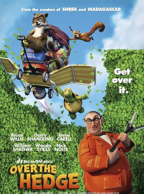 Poster of Over the Hedge