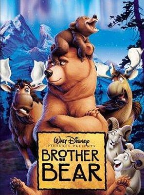 Poster of Brother Bear