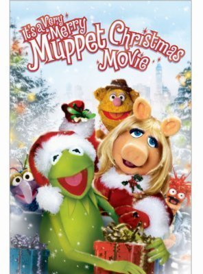 Poster of It's a Very Merry Muppet Christmas Movie