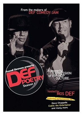 Poster of Russell Simmons Presents Def Poetry