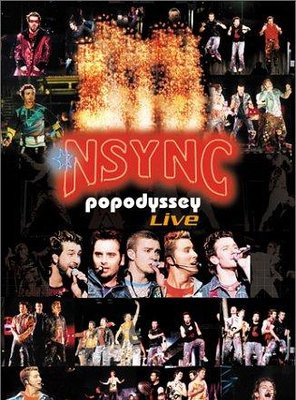 Poster of 'N Sync: PopOdyssey Live