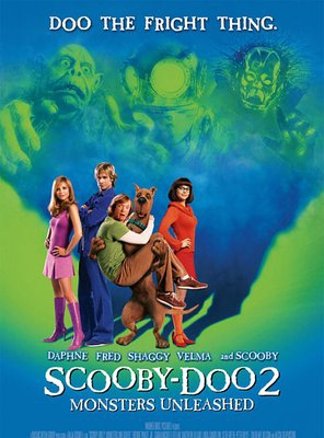 Poster of Scooby-Doo 2: Monsters Unleashed