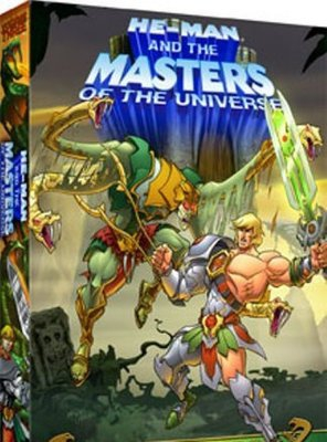 Poster of Masters of the Universe vs. the Snake Men