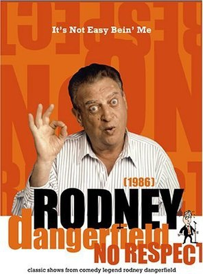 Poster of Rodney Dangerfield: It's Not Easy Bein' Me