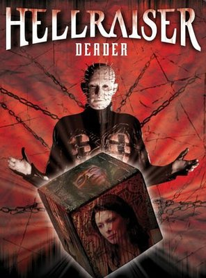 Poster of Hellraiser: Deader