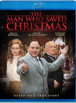 Poster of The Man Who Saved Christmas