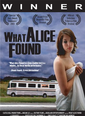Poster of What Alice Found