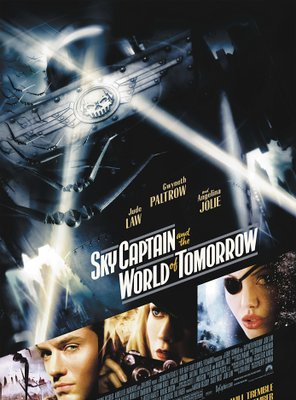 Poster of Sky Captain and the World of Tomorrow