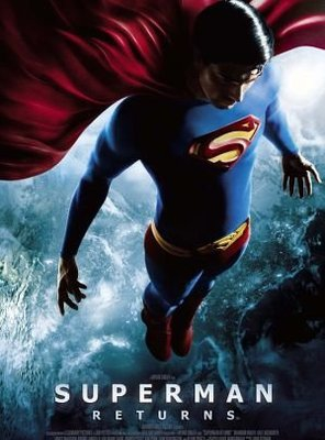 Poster of Superman Returns