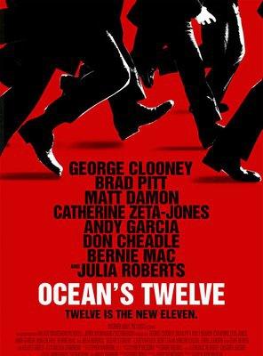 Poster of Ocean's Twelve