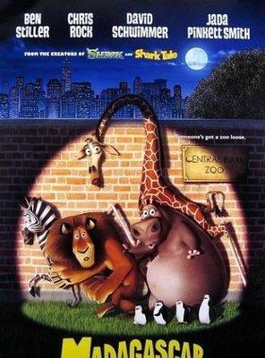 Poster of Madagascar