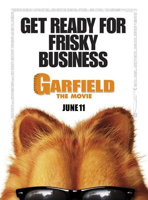 Poster of Garfield