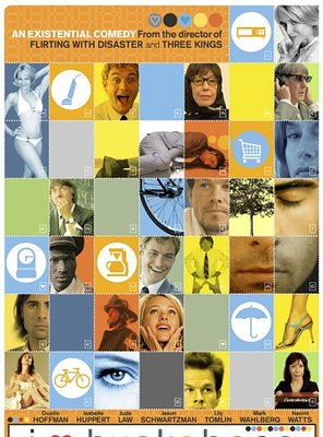 Poster of I Heart Huckabees