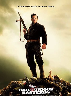 Poster of Inglourious Basterds