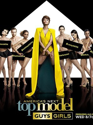 Poster of America's Next Top Model