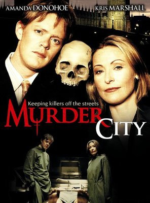 Poster of Murder City