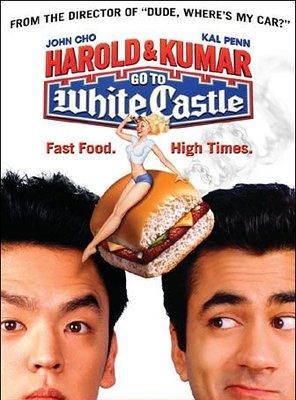 Poster of Harold & Kumar Go to White Castle