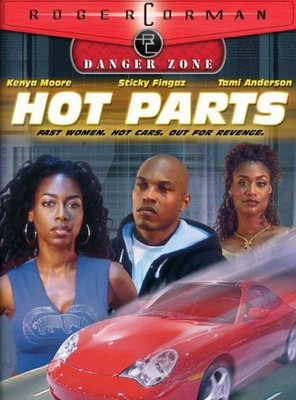 Poster of Hot Parts