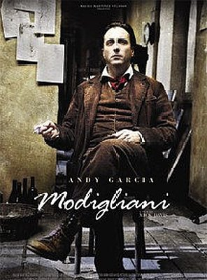 Poster of Modigliani