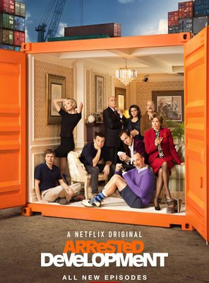 Poster of Arrested Development