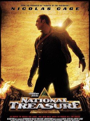Poster of National Treasure