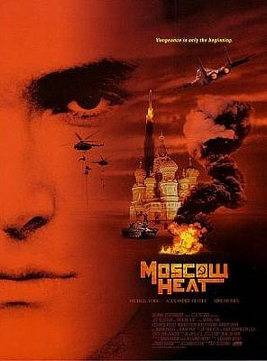 Poster of Moscow Heat