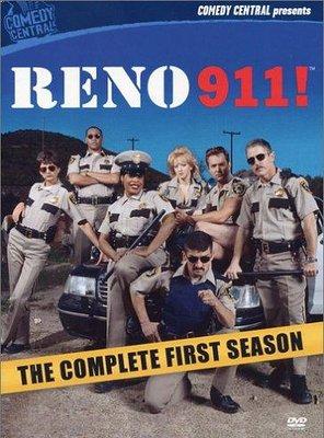 Poster of Reno 911!