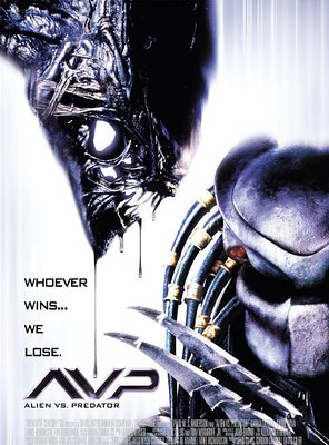 Poster of AVP: Alien vs. Predator