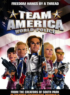 Poster of Team America: World Police