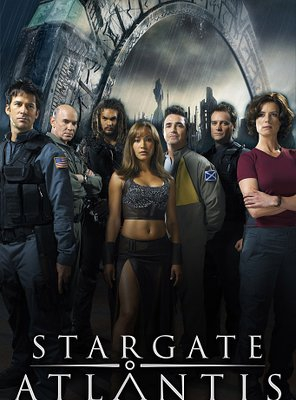 Poster of Stargate: Atlantis