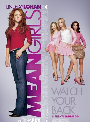 Poster of Mean Girls