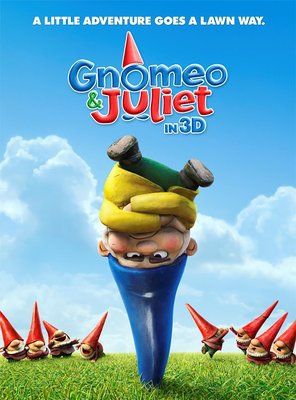 Poster of Gnomeo & Juliet