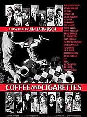 Poster of Coffee and Cigarettes