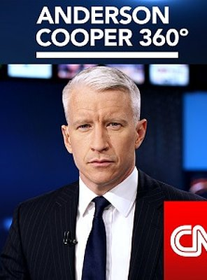 Poster of Anderson Cooper 360°
