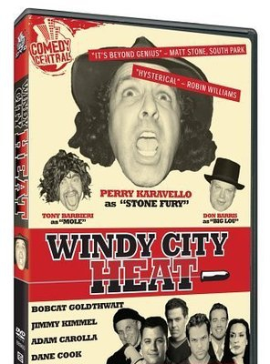 Poster of Windy City Heat