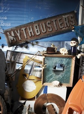 Poster of MythBusters