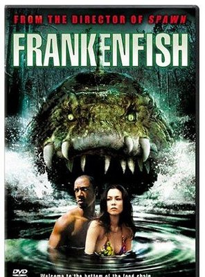 Poster of Frankenfish