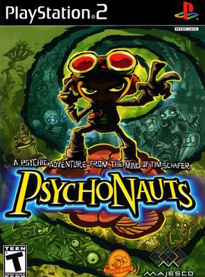 Poster of Psychonauts