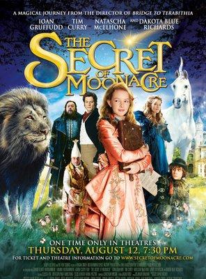 Poster of The Secret of Moonacre
